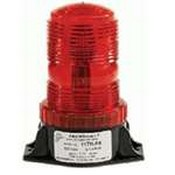 Edwards 117RR5 240V AC Surface Mount Strobe Red