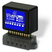 Ditek 2MHLP24BWB Low Voltage Voice/Data/ Signal - with Replaceable Modules