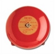 GE Security 439D10AW Fire Alarm Bell 10 Inch 24VDC Gray