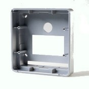 Comelit 6121 Surface Mount Housing for Planux Monitor, Thick model for Tilt Version