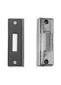 Edwards 632L Edwards Push Button-Lightd-Chrome