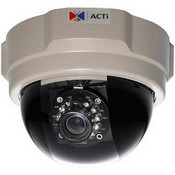 ACTi  ACM-3311N IP IR 3-inch Dome Camera