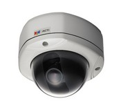 ACTi CAM-7321 MPEG-4 Real-time Network Streaming Outdoor IP Rugged Dome