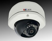 Acti Usa E74 3Mp Outdoor Dome With D/N, Ir, Superior