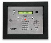 Viking Electronics AES-2005F 75 Name Apartment Entry System
