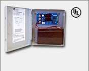 Altronix AL100UL 12VDC at 750 MA UL Listed Burg. (UL 603) ULC (Includes Enclosure)