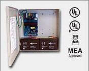 Altronix AL300ULX 12VDC or 24VDC at 2.5 AMP UL Listed Burg, (UL 603) Fire (UL1481) Access Control (UL294)