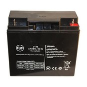 Alpha Technologies 18102510 Battery, 12V, 17Ah, Standard Life General Battery