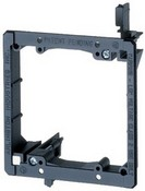 Arlington Industries LV2 Low Voltage Mounting Bracket for Existing Construction, 2 Gang