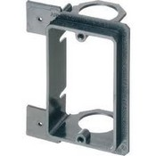 Arlington Industries LVMB1 1-Gang Low Voltage Mounting Bracket for New Construction, 10-Pack