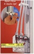 Arlington Industries NM310 Stackable Cable Straps (Box of 100)