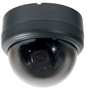 ARM Electronics C480MD2VMI High Resolution Mini Dome Camera with 2.6-6mm Varifocal Manual Iris Lens