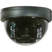 ARM Electronics C540MDVAIDNIR-B Color Varifocal Day/Night Infrared Mini Dome Camera (540 Lines)