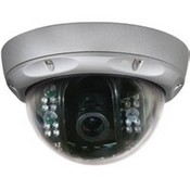 ARM Electronics C540MDVAIVPDNIR-B Color Varifocal Day/Night Infrared Vandal Dome Camera (540 Lines)