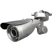 ARM Electronics C550BCVFIR150-B Varifocal Vandal Proof IR Bullet Camera
