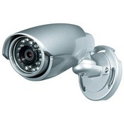 ARM Electronics C550BCVPIR60-B Vandal Proof IR Bullet Camera