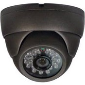 ARM Electronics C600MDIRVF 600 TVL Outdoor IR Dome Camera with OSD (2.8 to 12mm, Gray)
