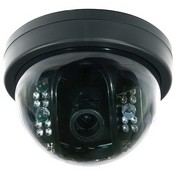 ARM Electronics C650MDWDIR WDR IR Indoor Day/Night Dome Camera