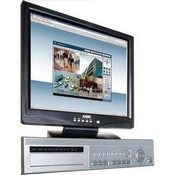 ARM Electronics RT8500DVD 8 Channel 500GB Real Time Networkable DVR