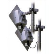 Avalan Wireless Systems AW5800XTPPAIR .8 Ghz Outdoor Ethernet Panel Bridge