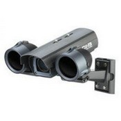 CNB BE5810NCR IR Bullet Camera with Super Digital Noise Reduction (SDNR). Max IR Range: 70m (Indoor), 50m(Outdoor)