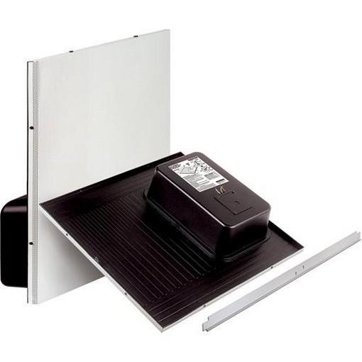 bogen csd2x2vru drop in ceiling mounted speaker with back. Black Bedroom Furniture Sets. Home Design Ideas