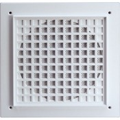Bogen SGHD8 Heavy Duty Square Grill for BBSM6 (White)