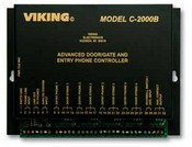 Viking Electronics C-2000B Door Entry Controller