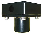 Videolarm CA15 Ceiling Mount Adapter, With Junction Box
