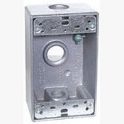 Camden CM-34AL Surface Mount Box For CM-1000 (Previously CM-1000/05)