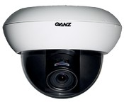 CBC ZC-DWN5212NXAT 700 TVL True WDR, True Day/Night Dome, 2.8-12mm Auto Iris Varifocal Lens