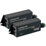 Comnet CKFE1UTP Ethernet-over-UTP/Twisted Pair Extender with Pass-Through PoE