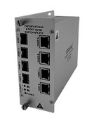 Comnet CNFE8TX8US Unmanaged Switch, 8 Port, 100Mbps, 8 Copper