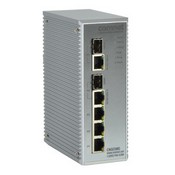 Comnet Communication Networks CNGE5MS 5 Port 1000Mbps Managed Switch, 2 Tx/Fx Combo Ports