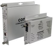 Comnet FDX60S2M Small Size RS232/422/485 2&4W Bi-directional Universal Data Transceiver