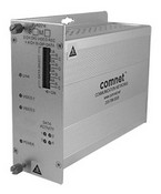 Comnet FVR2014S1 2-Channel Digitally Encoded Video Receiver + 4 Bi-directional Data Channels