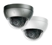 Speco CVC5735DNV Intense-IR Outdoor Vandalproof Dome Camera, 4-9mm Lens, Grey