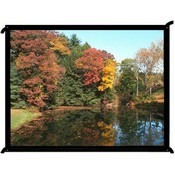 Da-Lite 36432 Cut-to-Size Screen Surface - Per Square Foot - Da-Mat (Folded Black Backed Material)
