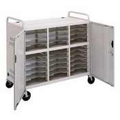 Da-Lite 5100 Laptop Storage Cart CT-LS30