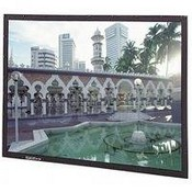 Da-Lite 78689 Perm-Wall Fixed Frame Projection Screen (58 x 104