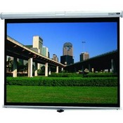 Da-Lite 92743 Deluxe Model B Front Projection Screen (45x80