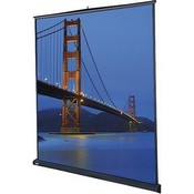 Da-Lite 98040 Floor Model C Manual Front Projection Screen (69x92