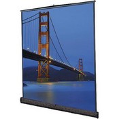 Da-Lite 98048 Floor Model C Portable Manual Front Projection Screen (105x140