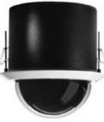 Pelco DF5CA-PG-0V21 DomePak Smoked Gray Pendant Color 2.812mm