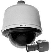 Pelco DF5SKW0V2A Domepak Short Back Box Smoked D N 2.5-6MM AI