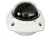Dedicated Micros DMCAMDVDN5A Super High Res Day & Night Vandal Proof Dome Camera