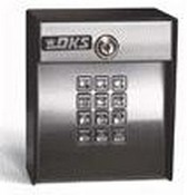 Door King 1506-083 100 Memory Digital Keypad Entry Programmable Surface Mount