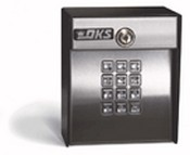Door King 1506-086 Entry Keypad with 1000 codes