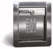 Door King 1506-095 Flush Mount Entry Keypad with 500 codes