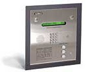 Door King 1835-081 PC Programmable Surface Mount, Hands-Free with Gold Plated Face Plate